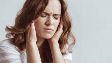 mal de tête maux migraine