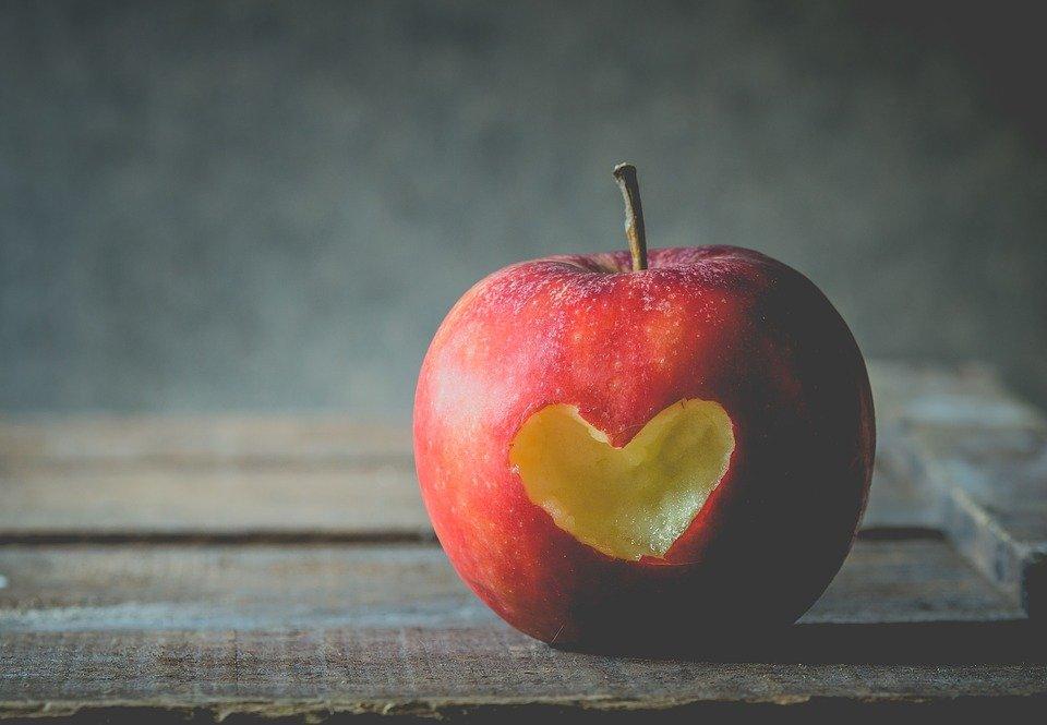 pomme coupe-faim satiété