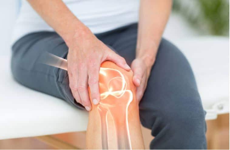 arthrose douleur articulation genou