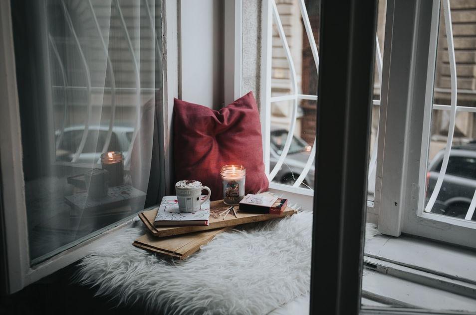 coin lecture douillet lire fenêtre détente