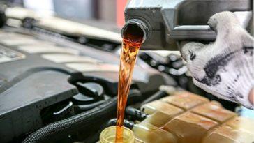 huile de moteur voiture