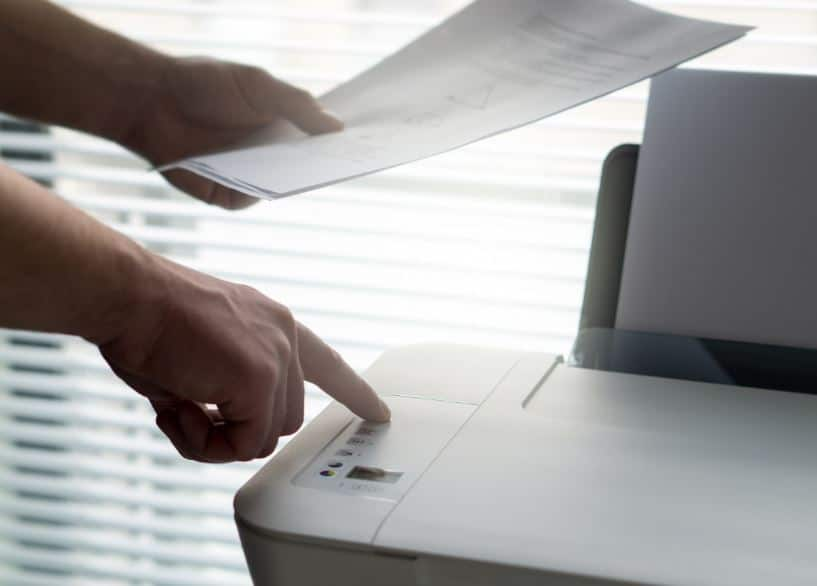 imprimante imprimer