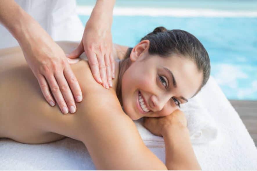 thalasso massage dos détente