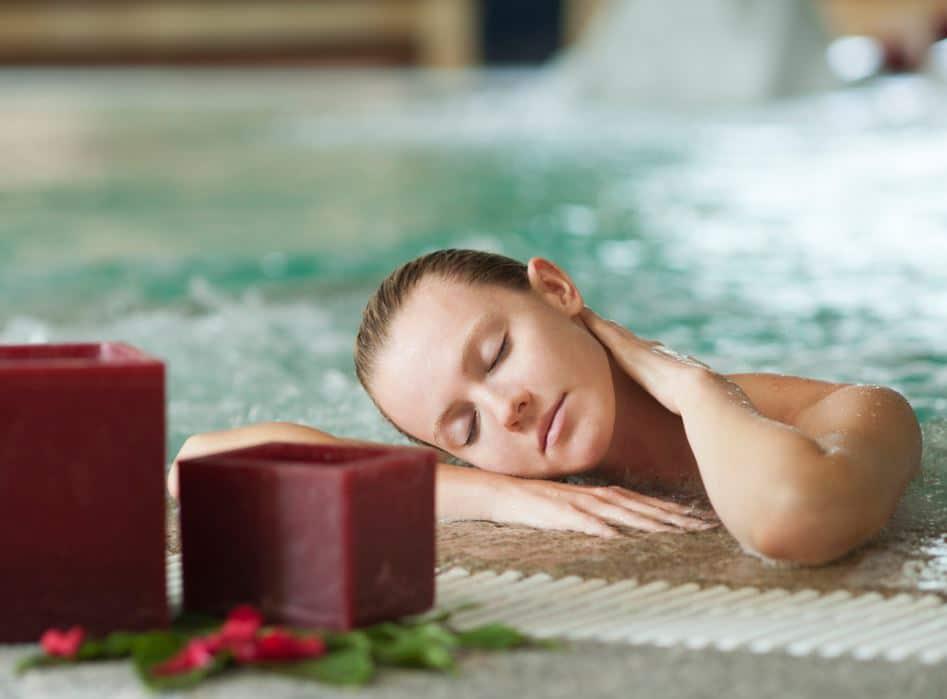 spa thalasso détente piscine