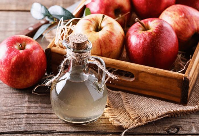 remèdes à base de vinaigre de cidre pomme