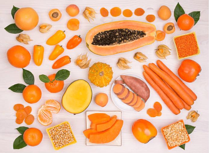 vitamine A bêtacarotène