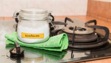 bicarbonate entretien taches odeurs ménage linge