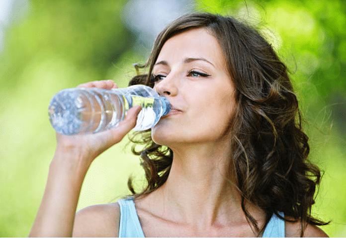 boire hydratation s'hydrater eau