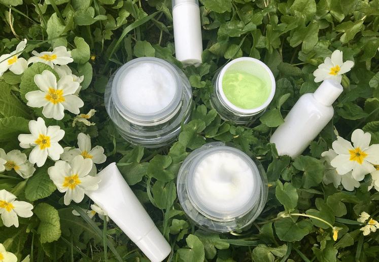 cosmétiques produits soins beauté naturels faits maison