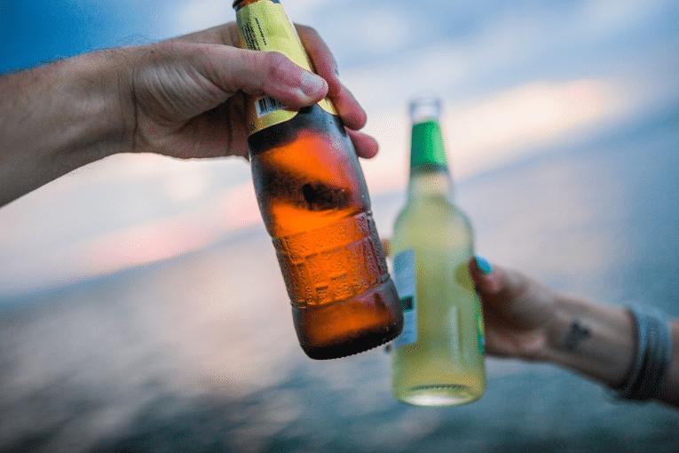 boire alcool bière
