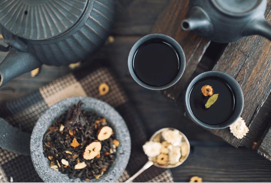 thé infusion boisson chaude règles