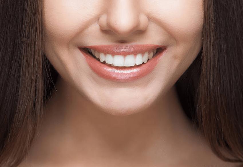 belles dents saines