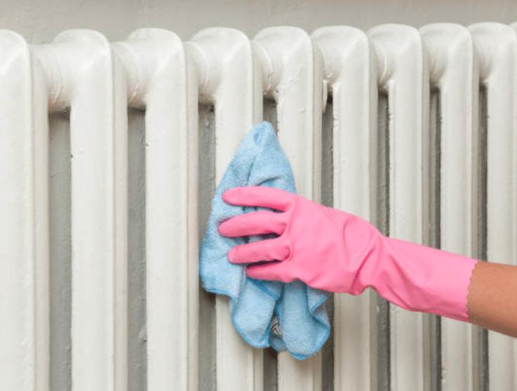 nettoyer les radiateurs