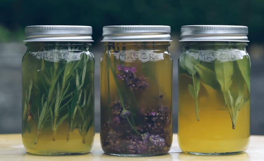 recettes et utilisation d'une eau de rinçage maison