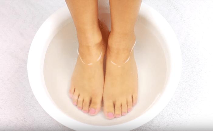 05 - le citron en bain de pieds