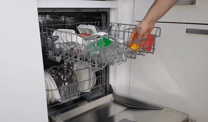 citron dans le lave-vaisselle