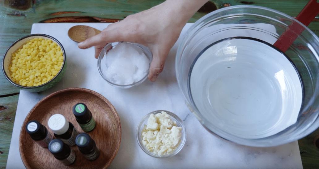 ingrédients baume respiratoire fait maison
