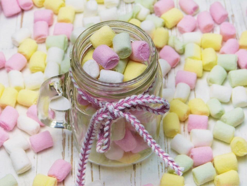 marshmallow chamallow bonbons sucreries