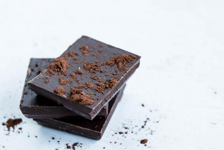 chocolat noir cacao