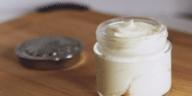 cold cream pot soin crème