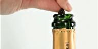 raisin sec dans le champagne pour préserver les bulles