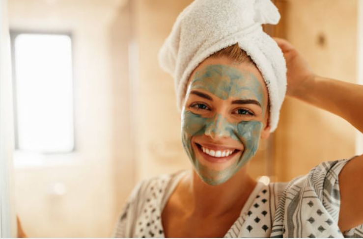 masque peau visage soin