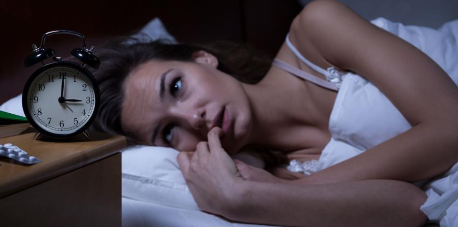 réveil nocturne dort mal insomnie sommeil nuit