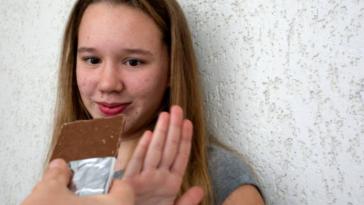 chocolat acné aliments qui donnent des boutons