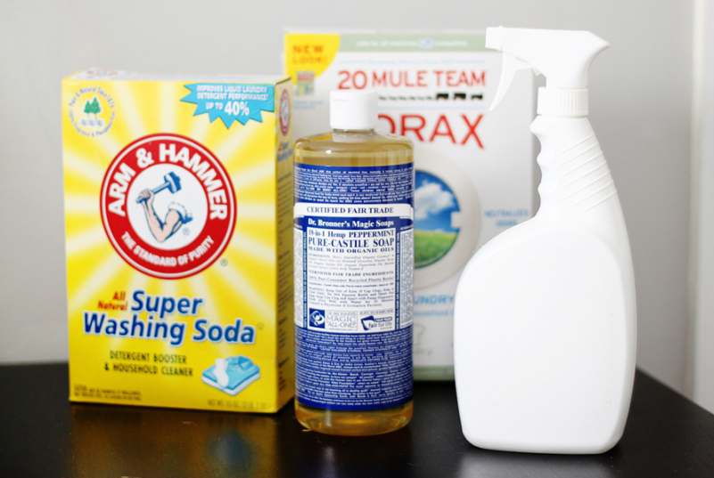 savon de castille borax
