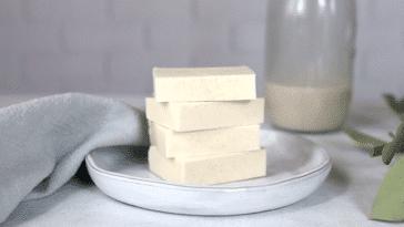 savon hydratant borax