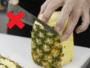 ananas découpe