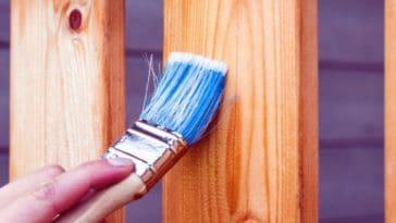 teindre le bois teinture teinte