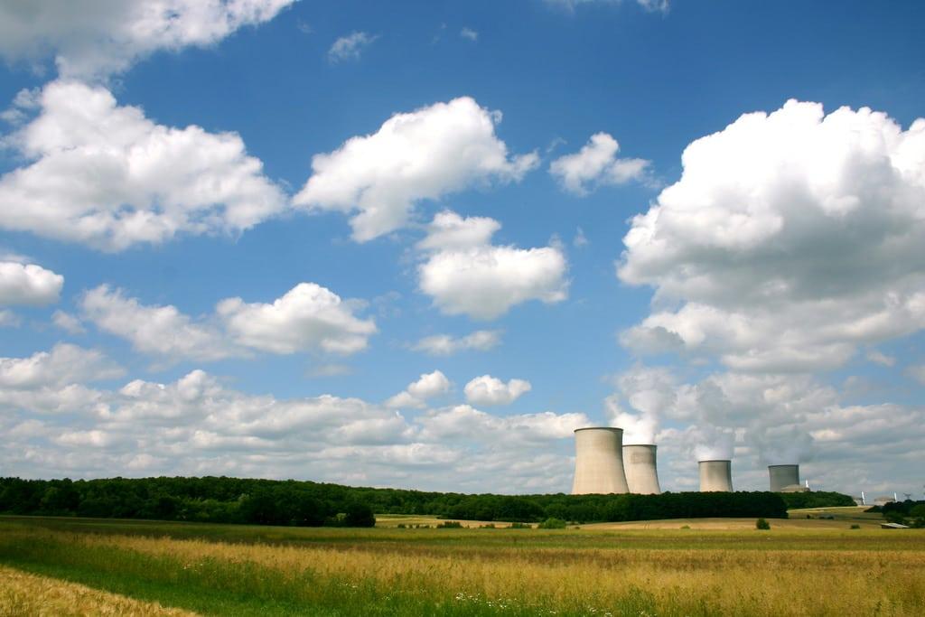 centrale nucléaire