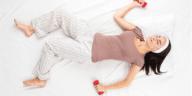 dormir sport perdre du poids maigrir