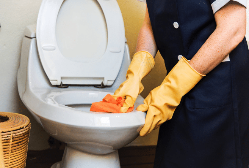 nettoyage nettoyer toilettes wc
