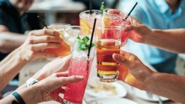alcool cocktails boire