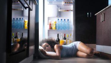 chaleur frigo dormir été trop chaud