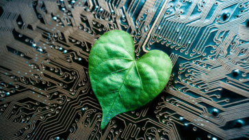 ordinateur informatique circuits imprimés feuille