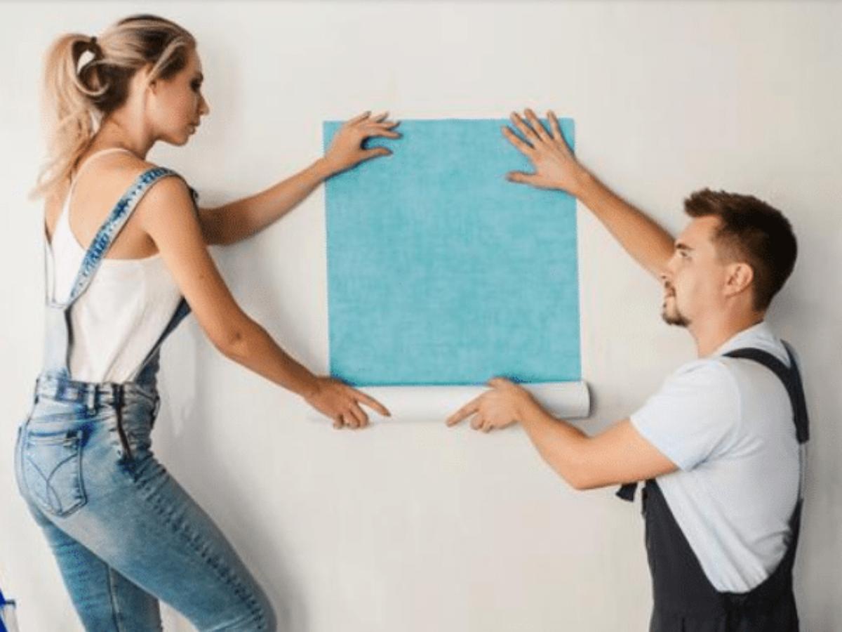 Astuce Pour Décoller Du Papier Peint papier peint : 4 erreurs à ne jamais commettre quand on en