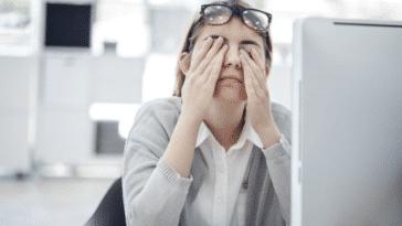 fatigue oculaire sécheresse yeux oeil