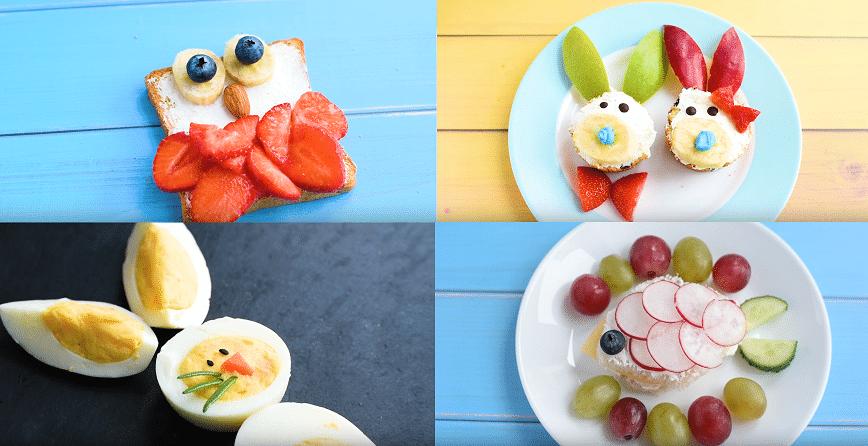food art fruits et légumes