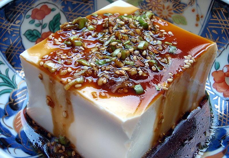 tofu sauce asiatique