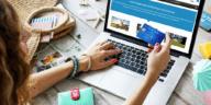 achats sur internet ordinateur carte bancaire