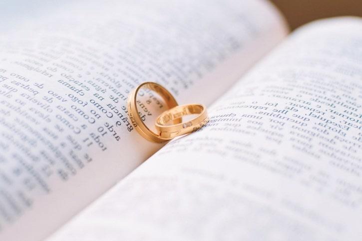 bagues alliances en or bijoux