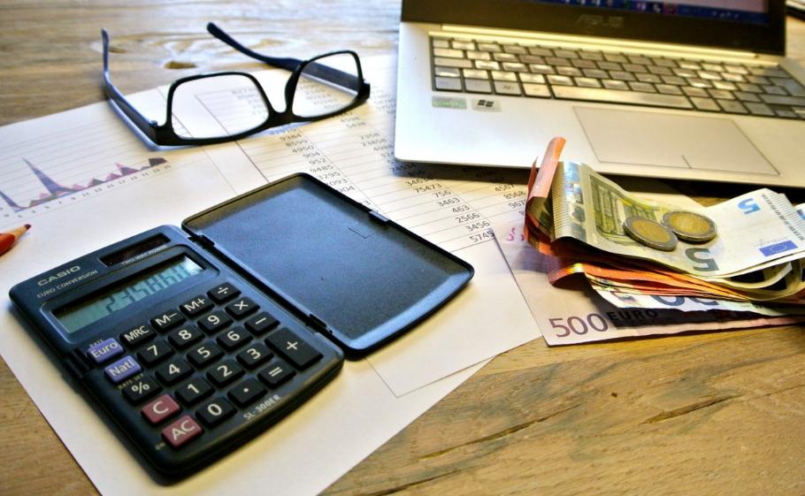 comptabilité argent dépenses