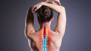 douleurs cervicales cou nuque haut du dos