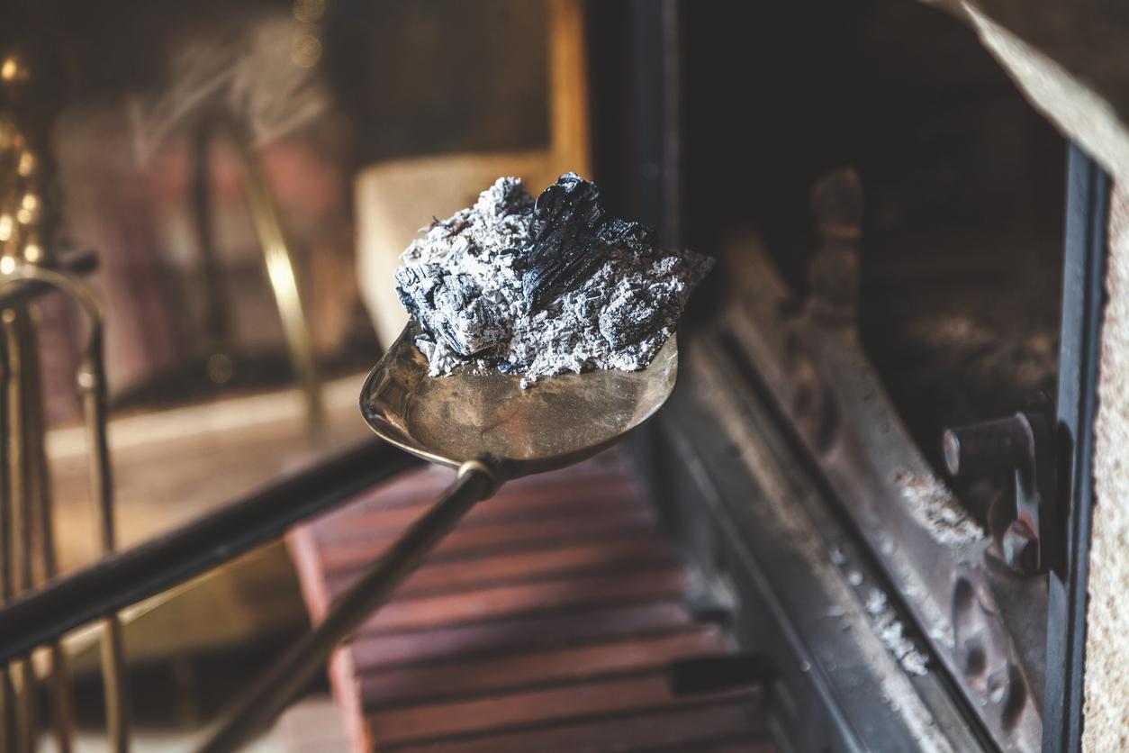 cendres cheminée