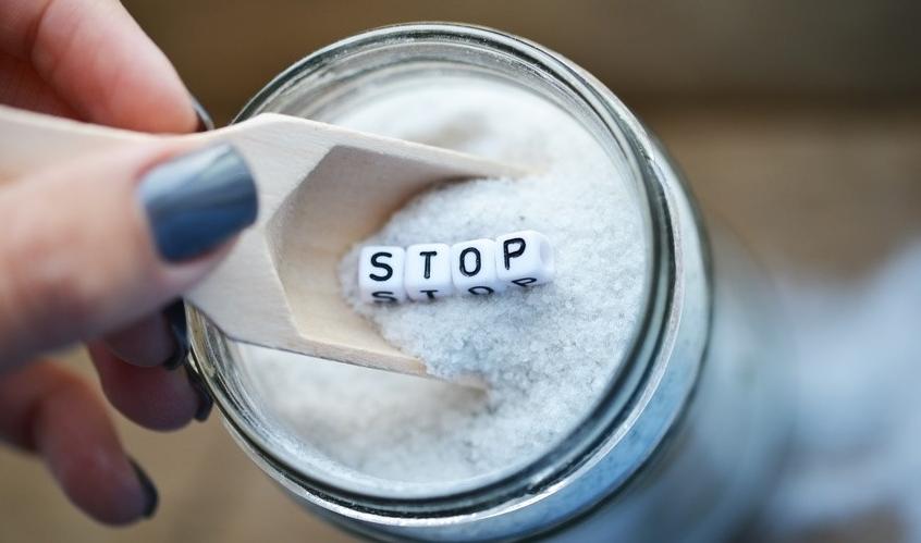 trop de sel excès de sodium