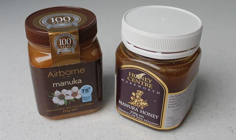miel de manuka parmi les meilleurs miels