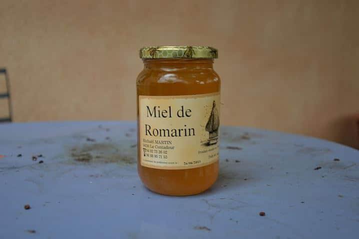 miel de romarin liste meilleurs miels